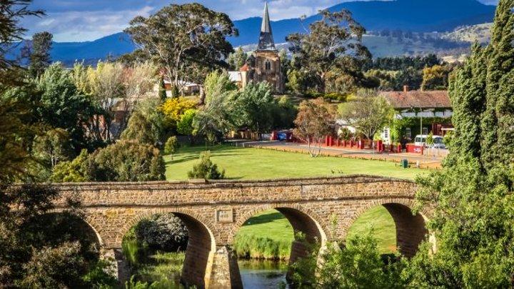 Richmond là nơi có cây cầu lâu đời nhất của Úc, được xây dựng vào năm 1825.