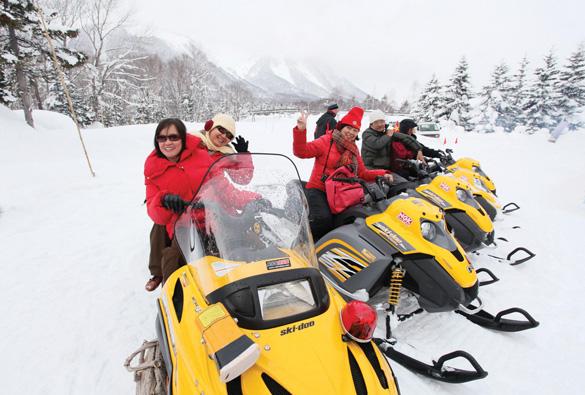 Tận hưởng mùa đông xứ tuyết Hokkaido-4
