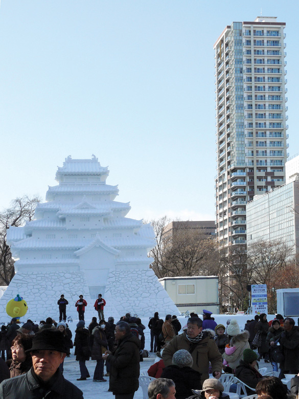 Tận hưởng mùa đông xứ tuyết Hokkaido-7