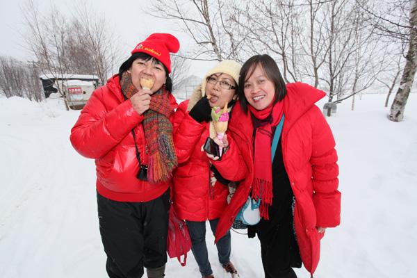 Tận hưởng mùa đông xứ tuyết Hokkaido-18