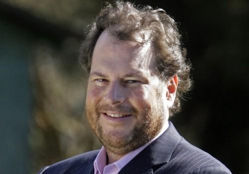 Marc Benioff, tập đoàn Salesforce.com