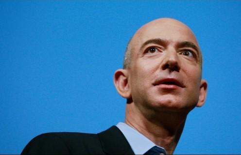Jeffrey Bezos, tập đoàn bán lẻ trực tuyến Amazon