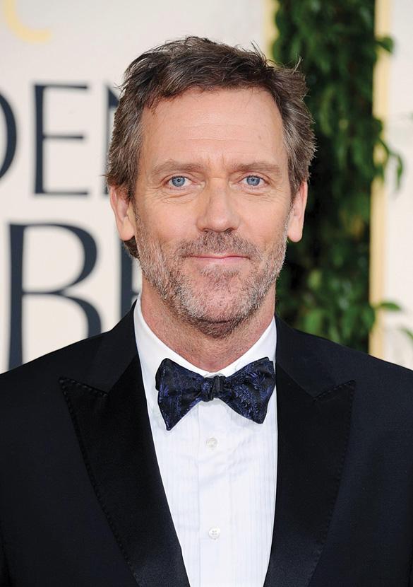 Hugh Laurie từ chối vai diễn trong RoboCop - Doanh Nhan+ Hugh Laurie 2012