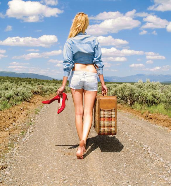 Giữ sắc đẹp trong những chuyến đi xa dài ngày - 1