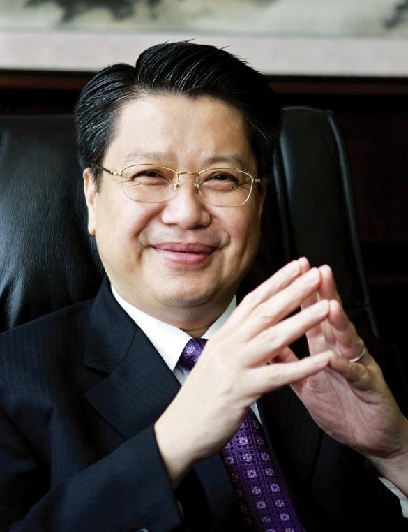 Ông Lâm Hải Tuấn - Phó Chủ tịch cấp cao Ace Life toàn cầu kiêm Tổng giám đốc Ace Life Việt Nam