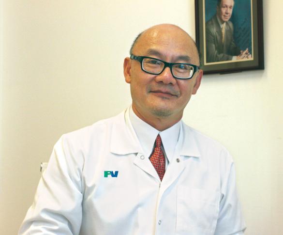 Bác sĩ Vĩnh Lâm Viên