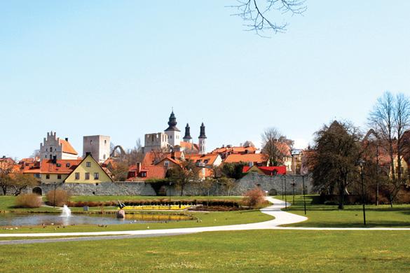 Gotland, chốn thần tiên Bắc Âu - 1