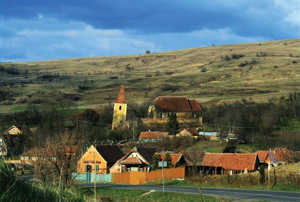 Cao nguyên Transylvania, một vùng cổ tích Rumani -8