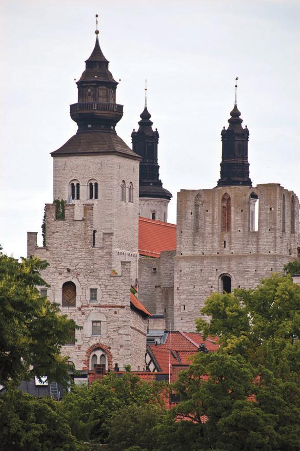 Gotland, chốn thần tiên Bắc Âu - 4