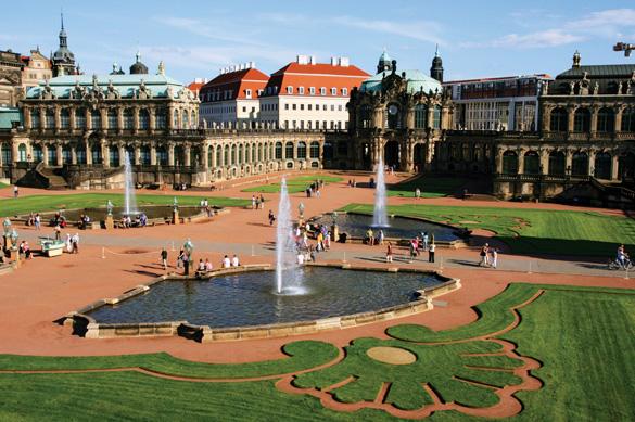 Chiêm ngưỡng kho báu ở Dresden - 6