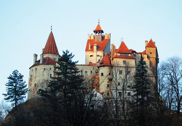 Cao nguyên Transylvania, một vùng cổ tích Rumani -5