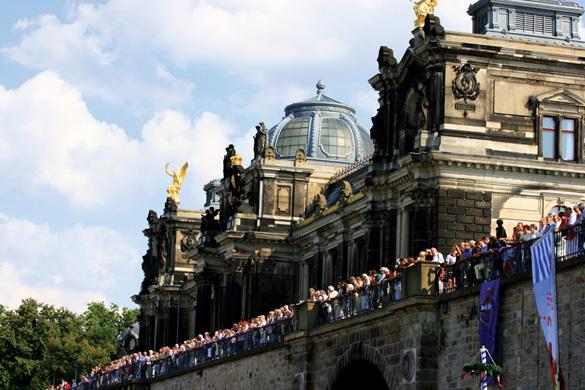 Chiêm ngưỡng kho báu ở Dresden - 2