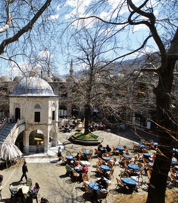 Bursa, cố đô xinh đẹp của Thổ Nhĩ Kỳ -8