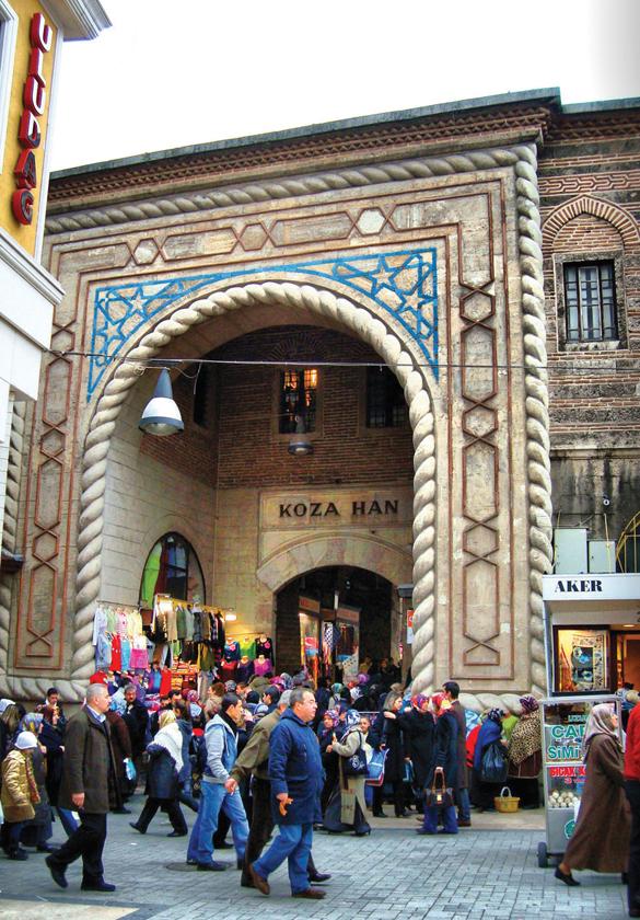 Bursa, cố đô xinh đẹp của Thổ Nhĩ Kỳ -2
