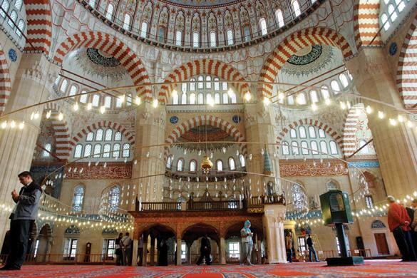 Bursa, cố đô xinh đẹp của Thổ Nhĩ Kỳ-5