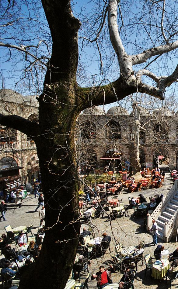 Bursa, cố đô xinh đẹp của Thổ Nhĩ Kỳ -7