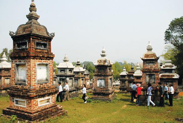 Về miền đất Phật Bổ Đà - 4