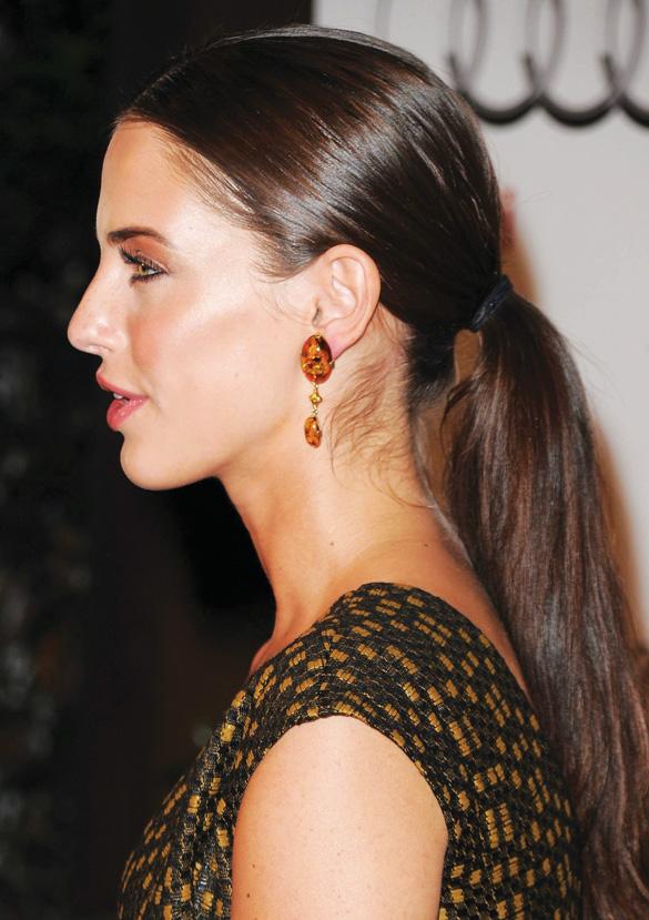 Xu hướng tóc nổi bật mùa xuân 2013 - 04