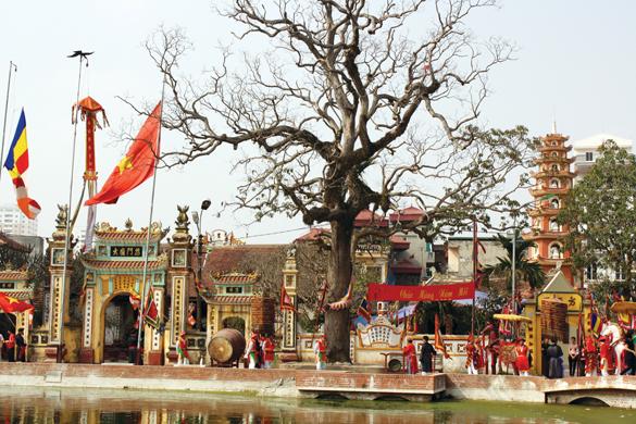 Triều Khúc, ngôi làng của xứ tơ lụa xưa -3