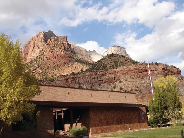 Kỳ vĩ và ngoạn mục vùng núi Utah -7