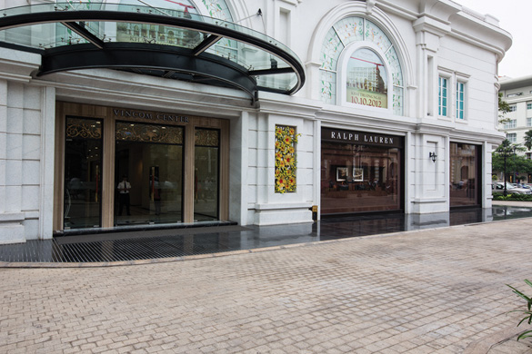Store Exterior Entrance