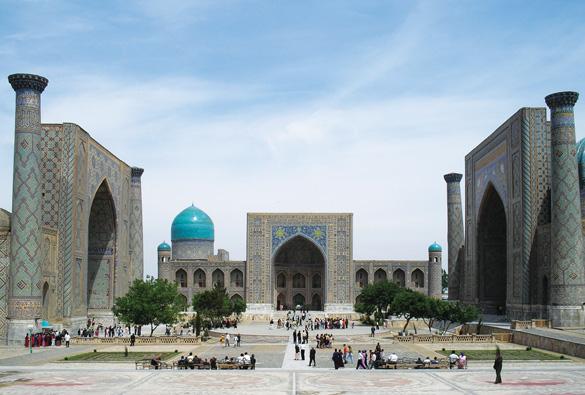 Quảng trường Registan