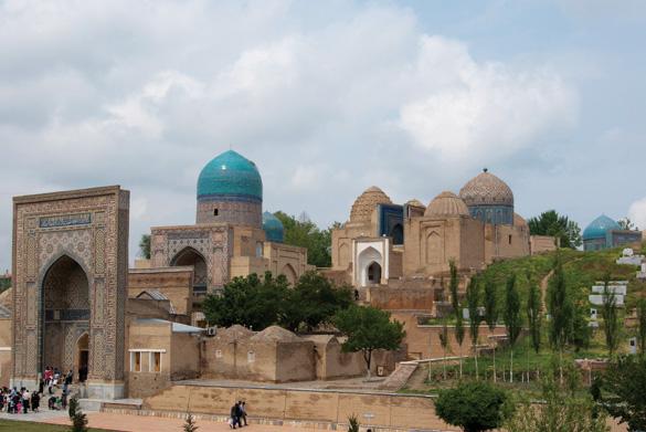Một góc Samarkand