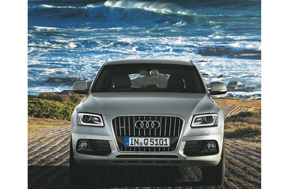 Audi Q5 ok