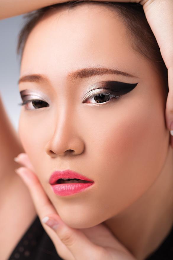 Bí quyết trang điểm dành riêng cho phụ nữ Á Đông 2