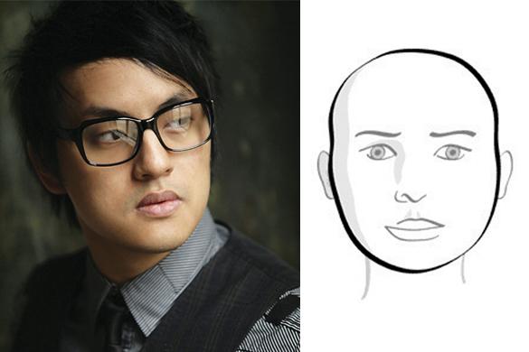 Kiểu tóc phù hợp với khuôn mặt của bạn 2