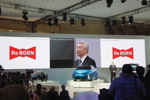 """Những mẫu xe concept """"made in Japan"""" mang hy vọng tạo nên làn sóng mới trên thị trường xe hơi nội địa và quốc tế"""