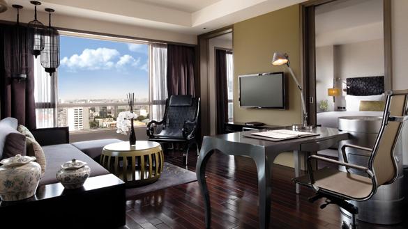 Phòng Prestige Suite trong bộ sưu tập 286 phòng mới của khách sạn