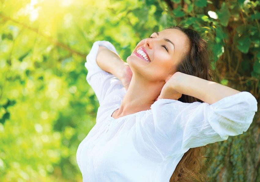 Những thói quen lành mạnh mà phụ nữ nên có 5