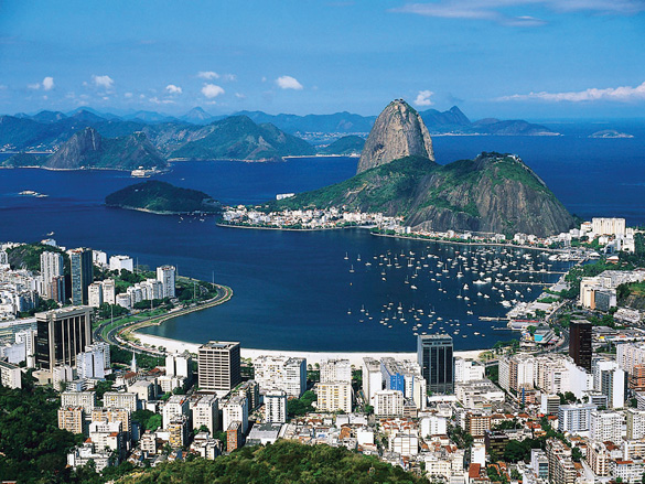 Đến Brazil xem World Cup