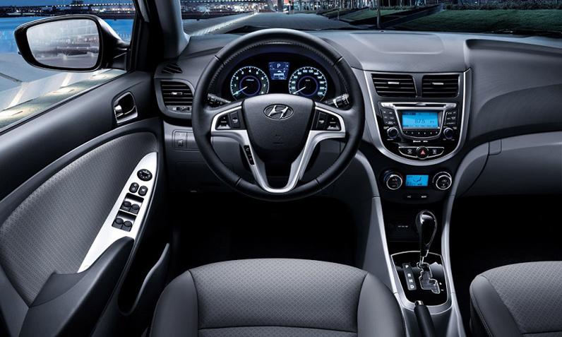 2014_Hyundai_Accent_Interior_2