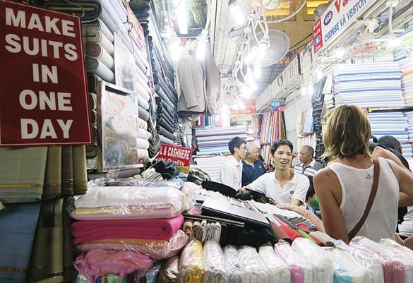 Chợ Bến Thành - một thế kỷ từ chợ thành đến chợ quốc tế -4