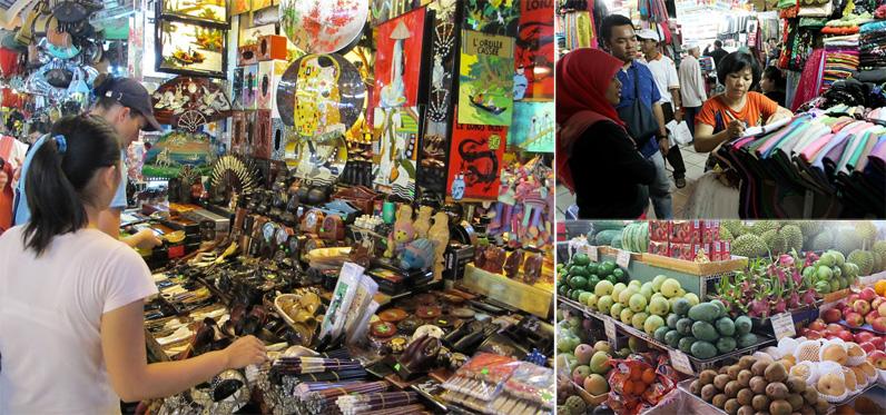 Chợ Bến Thành - một thế kỷ từ chợ thành đến chợ quốc tế -3