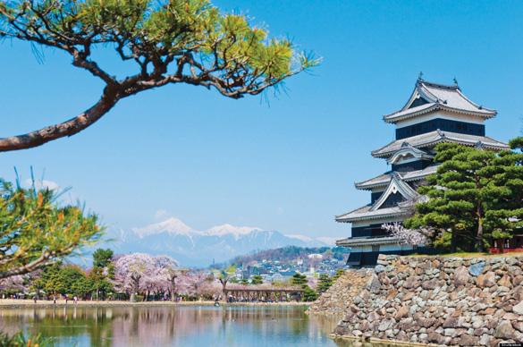 Gifu - nơi người Nhật sống chậm -2