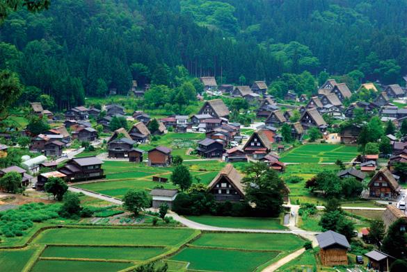 Gifu - nơi người Nhật sống chậm -5