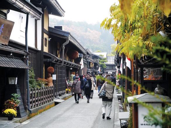 Gifu - nơi người Nhật sống chậm -6
