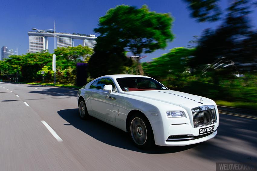 Rolls-Royce Wraith với phong cách, sức mạnh và độ quyến rũ khó cưỡng- Photo 12