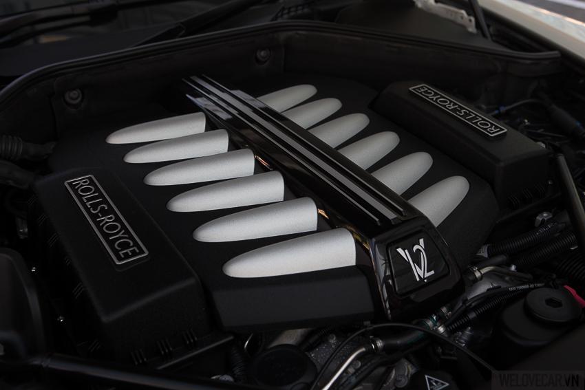 Rolls-Royce Wraith với phong cách, sức mạnh và độ quyến rũ khó cưỡng- Photo 26