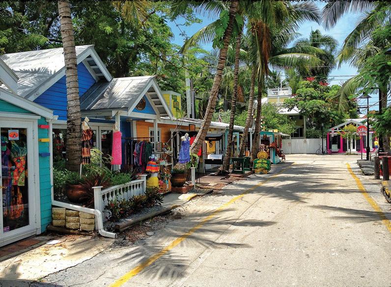 Hòn đảo Key West bình yên
