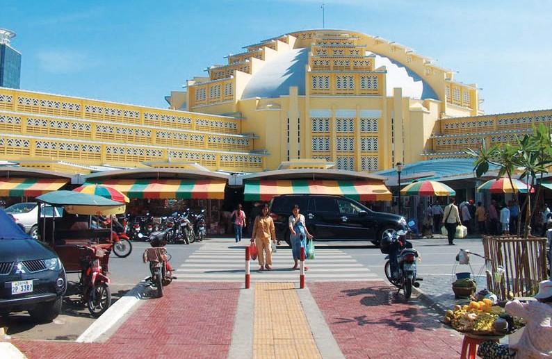 Thăm Campuchia theo một cung đường mới -3