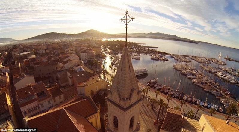 5. Làng chài Sannary Sur Mer của miền Nam nước Pháp