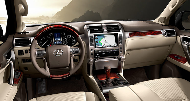 Lexus GX460