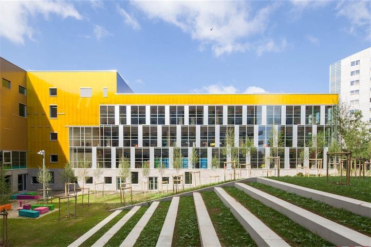 WAF_University of Paris IV-Sorbonnes Clignancourt Centre - GPAA2