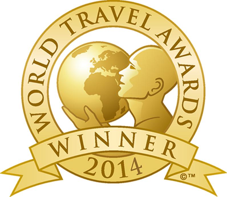 2014 World travel award winner