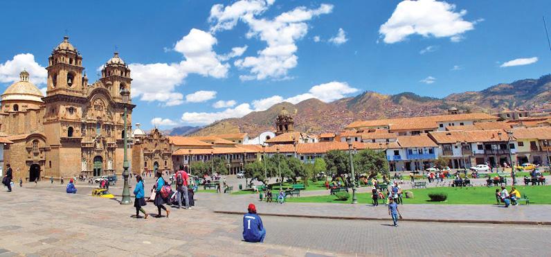 Quá khứ rực rỡ ở Peru -5