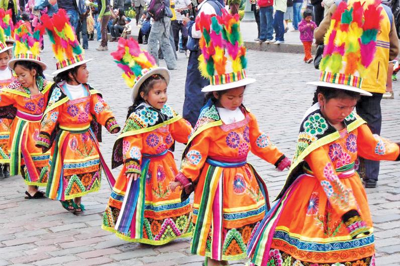 Quá khứ rực rỡ ở Peru -7